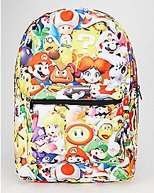 Super Mario Backpack - Nintendo