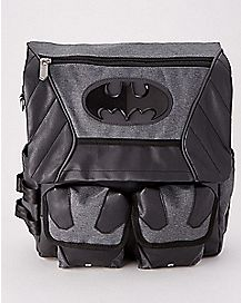Convertible Batman Backpack
