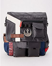 Convertible Han Solo Backpack - Star Wars