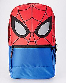 Mask Spider-Man Backpack - Marvel Comics