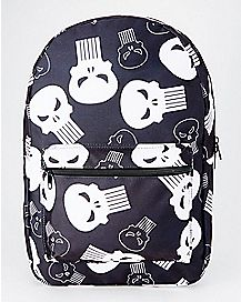 Punisher Backpack - Marvel Comics