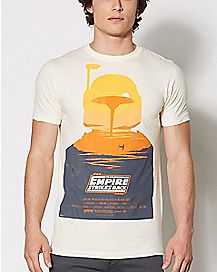 The Empire Strikes Back T Shirt - Star Wars