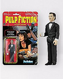 The Wolf Action Figure - Pulp Fiction