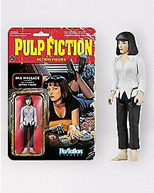 Mia Wallace Action Figure - Pulp Fiction