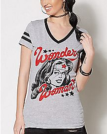 Wonder Woman T Shirt - DC Comics