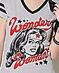 Wonder Woman T Shirt - DC Comics