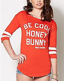 Be Cool Honey Bunny Pulp Fiction T Shirt