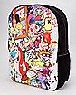 Nick Rewind Mash Up Backpack - Nickelodeon