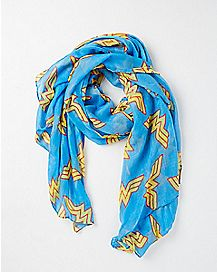 Wonder Woman Scarf - DC Comics