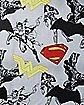 DC Comics Logo Scarf