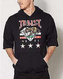 Trust No. 1 Diamond Bear Hoodie
