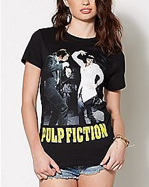 Dancing Pulp Fiction T Shirt