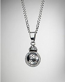 BB-8 Pendant Necklace - Star Wars The Force Awakens