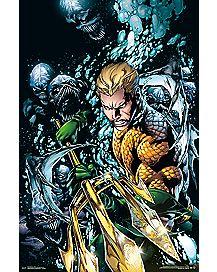 Aquaman Poster - DC Comics