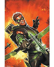 Green Arrow Poster - DC Comics