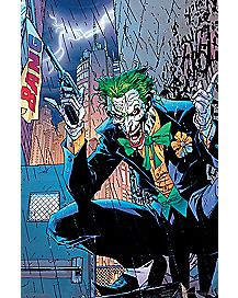 Bang The Joker Poster - DC Comics