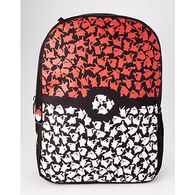 Pikachu Pokeball Backpack - Pokemon