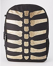 Gold Ribs Backpack