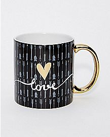 Arrow Love Mug - 22 oz