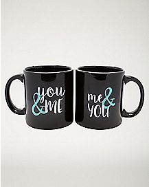 You & Me Coffee Mug 2 Pack - 22 oz.