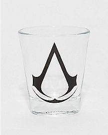 Crest Assassin's Creed Shot Glass - 2 oz.