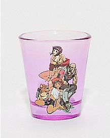 Cowboy Bebop Shot Glass - 2 oz.