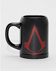 Assassins Creed Beer Stein - 20 oz