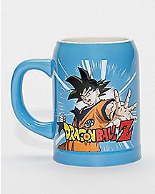 Goku Stein Mug 20 oz - Dragon Ball Z