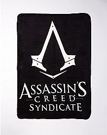 Syndicate Assassin's Creed Fleece Blanket