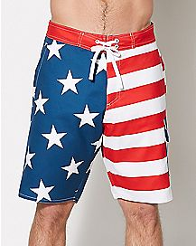 USA Board Shorts