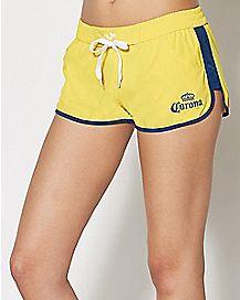 Retro Corona Shorts