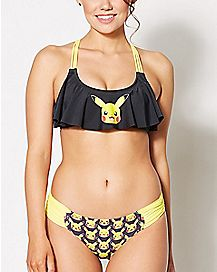 Pikachu Cami Bikini Swimsuit - Pokemon