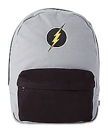 Flash Backpack with Patch Kit - DC Comics
