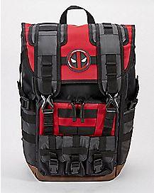 Tactical Deadpool Backpack