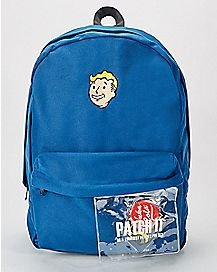 Patch It Vault Boy Fallout Backpack