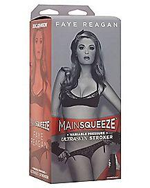Realistic Porn Star Faye Reagan Stroker
