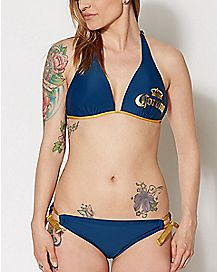 Corona Push Up Bikini Swimsuit