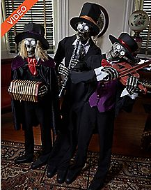 3.75 Ft Janglin' Bones Trio Animatronics – Decorations