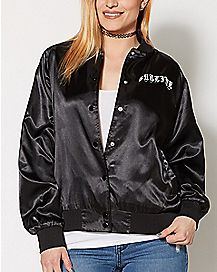 Skull Sublime Bomber Jacket