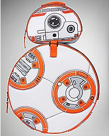 BB-8 Star Wars Lunch Box Backpack