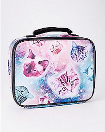 Space Cat Lunch Box