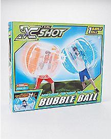 Orange Bubble Ball