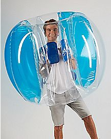 Blue Bubble Ball