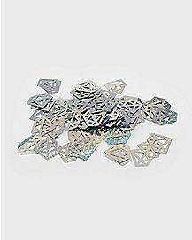 Jumbo Diamond Confetti