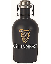 Guinness Beer Growler - 64 oz.