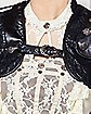 Black Steampunk Vest
