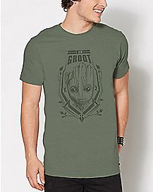 Group Guardians of the Galaxy T Shirt