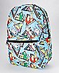 Rocko's Modern Life Backpack - Nickelodeon