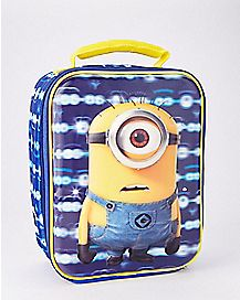 Light-Up Minions Lunch Box - Despicable Me