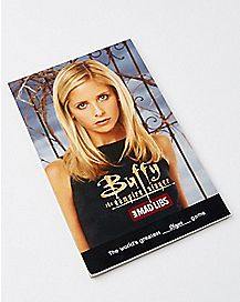Buffy The Vampire Slayer Mad Libs Book